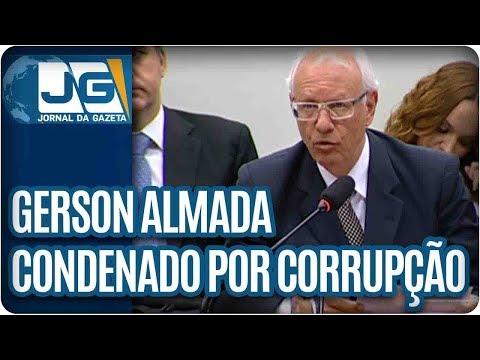 Juiz Sergio Moro condena empreiteiro Gerson Almada por corrupção