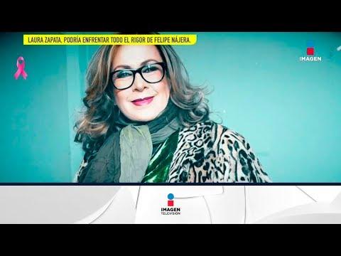 ¡Laura Zapata en pleito con Felipe Nájera! | De Primera Mano