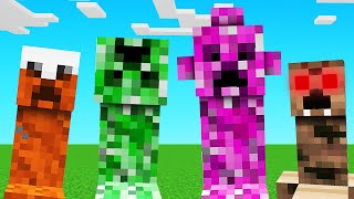 elemental-creepers-mod-in-minecraft