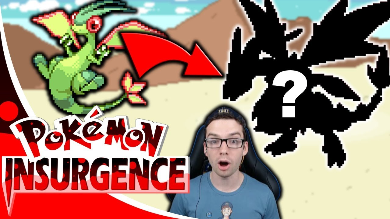 Amazing Mega Flygon Pokemon Insurgence Lets Play Episode 18