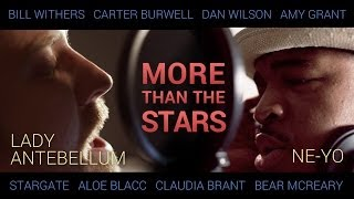 More Than the Stars - Ne-Yo Lady Antebellum Dan Wilson Aloe Blacc [ASCAP 100th Bday Song]