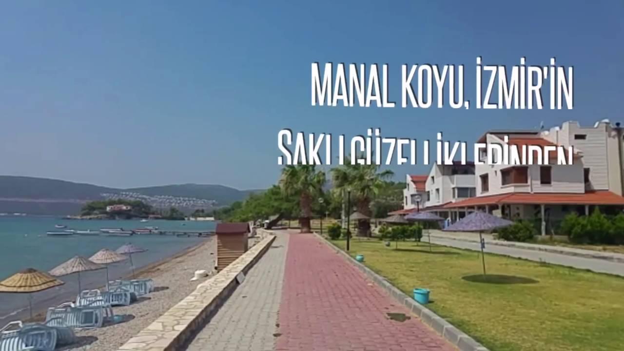 İzmir'in Berrak Koyu: Manal
