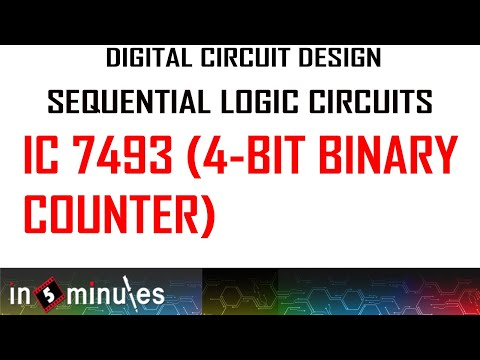 logic diagram 7493 module3 vid 55 sequential logic circuits ic 7493 4 bit binary  logic circuits ic 7493 4 bit binary