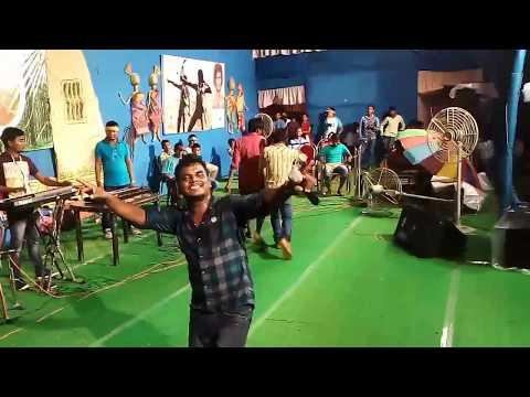 New Santali song By Raju Soren Anjom hajuk Tama sadi churi