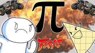 Why Pi is Awesome (Vi Hart Rebuttal)