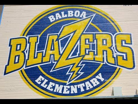 Balboa Elementary PBIS video