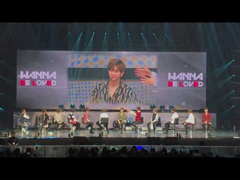 170922 Wanna One Fan Meeting in Singapore - Wanna One Time, Daniel Time