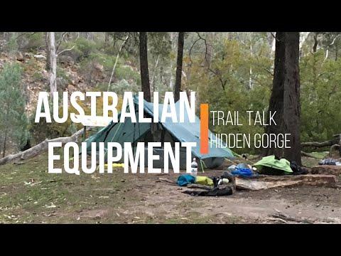 Trail Talk: Australian Hiking Equipment, Why So Heavy?!