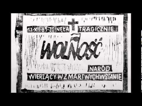 Ballada grudniowa - Piosenki internowanych w Stanie Wojennym - Załęże