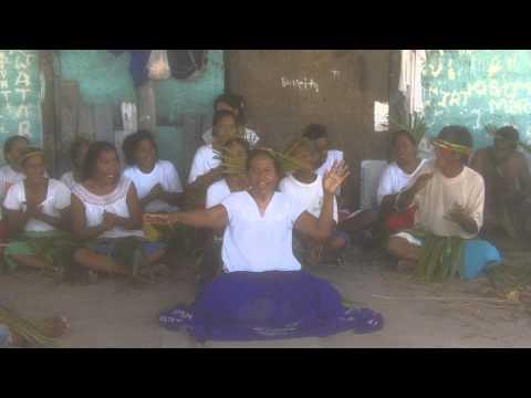 Fanning Island Natives Singing
