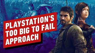 PlayStation's Focus on Too Big to Fail Games Is Concerning
