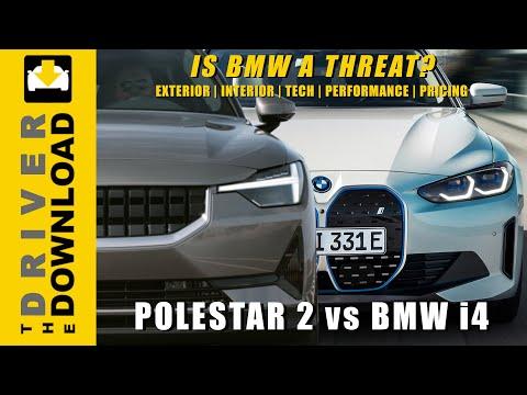 BMW i4 vs Polestar 2: Is BMW a THREAT to the Polestar?