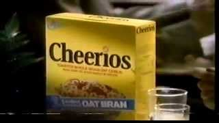 March 1990 Cheerios commercial Nutrition Made Simple Thumbnail