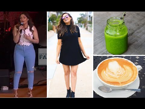 Bethany Mota Starving Herself For Weight Loss!? - YouTube