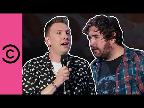 Joe Lycett and Nick Helm Take Roasting To The Next Level | Brand New Roast Battle On Comedy Central
