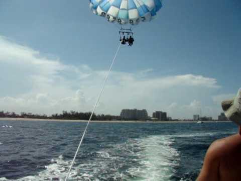 neptune parasail of fort lauderdale beach