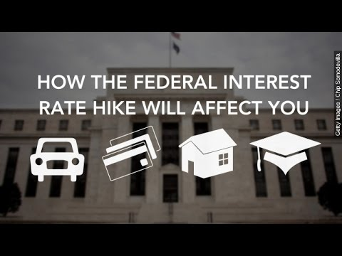How Will The Fed's Rate Hike Affect Your Loans, Savings, Credit Debt? - Newsy