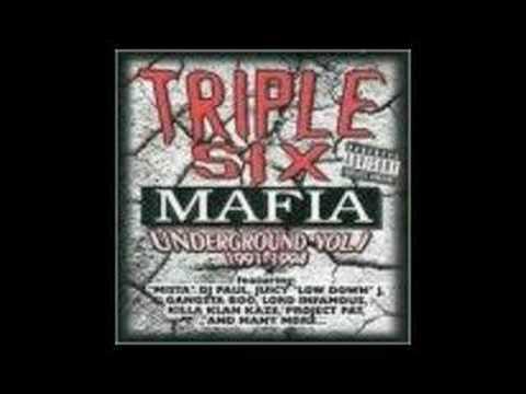 Three 6 Mafia - Dont Be Scared