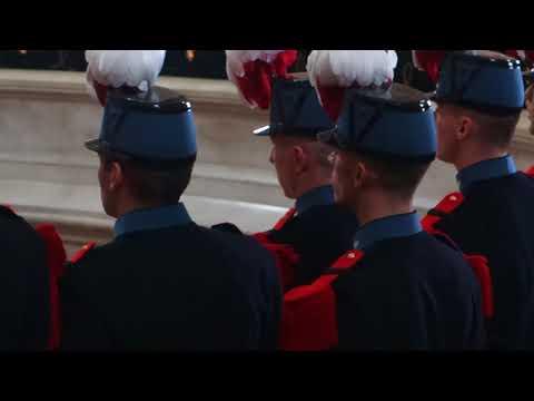20171007 Chant Promotion Général Loustaunau Lacau tombeau Napoléon