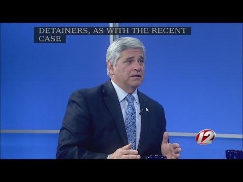 Newsmakers 2/10/2016: Attorney General Peter Kilmartin