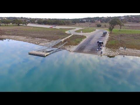 Utilizing Public Boat Ramps At Canyon Lake For Bass Fishing
