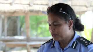 Challenges in addressing Violence Against Women in Kiribati