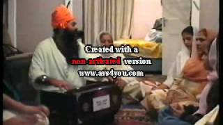 Maskeenji Family Suraj Jogi Kirtan Home Part