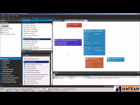 Provisioning in Dell One Identity Manager v7