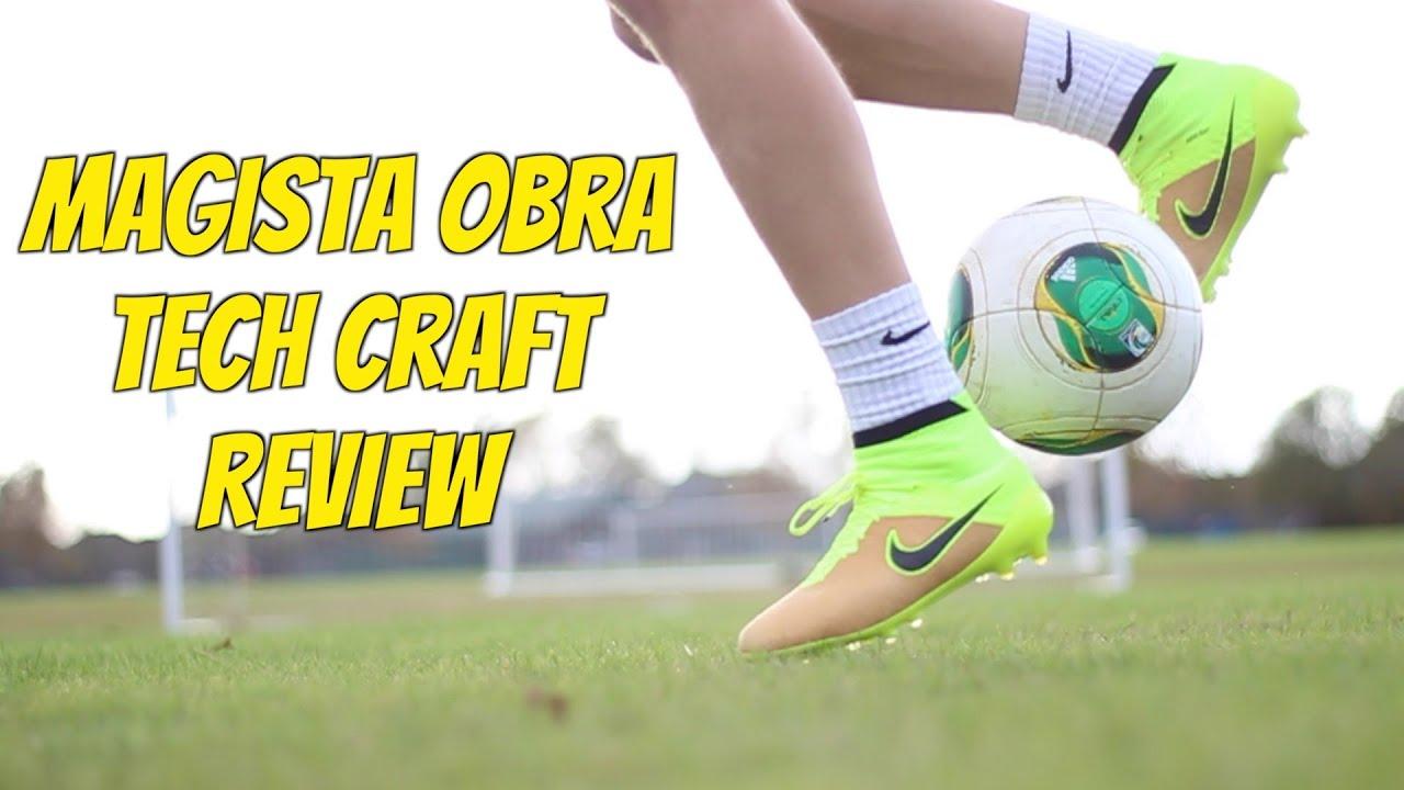 Test & Review Nike Magista Obra Tech Craft