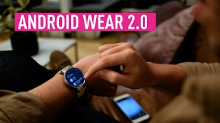 Android Wear 2.0's most exciting improvements