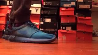 Nike Roshe One Print On Feet Review