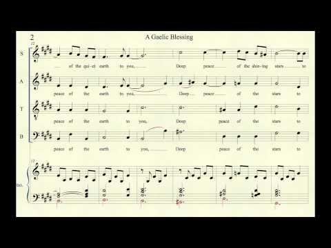Gaelic - alto