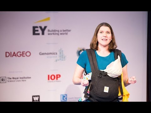 We need a code of ethics for AI  | Jo Swinson, MP | Huxley Summit 2018