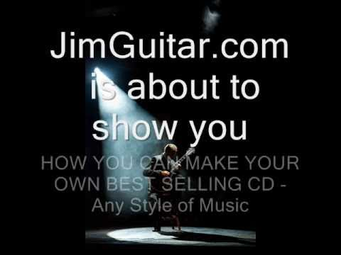 Make A Best Selling CD, MP3 or DVD - on a budget