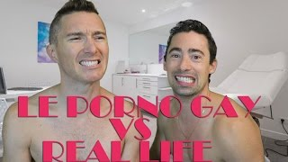 vuclip Porno Gay vs Real Life