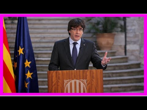 US Newspapers - Madrid calls on puigdemont to participate in catalan elections