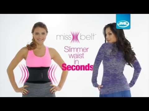 Стягащ колан за тънка талия Miss Belt