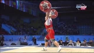 Tatiana Kashirina,  193 kg C+Jerk The Greatest !