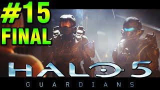 Halo 5 Guardians | Misión 15 FINAL en Español Latino | Campaña Completa