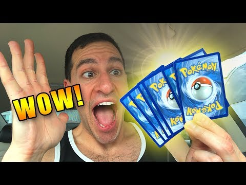 I PULLED ULTRA RARE POKEMON CARDS From Ultra Prism Opening!