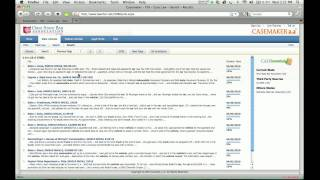 Casemaker Search Tip: Thesaurus Search