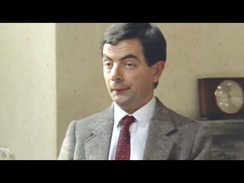 Waiting with Bean | Double Bean | Classic Mr Bean
