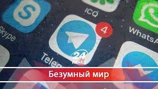 Как Дуров уделал Путина и Роскомнадзор: детали интернет-баталий, Безумный мир