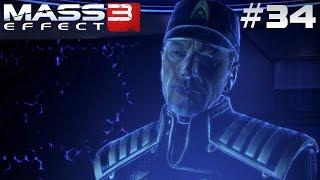 MASS EFFECT 3 | Cerberus Pläne quälen! #34 [Deutsch/HD]