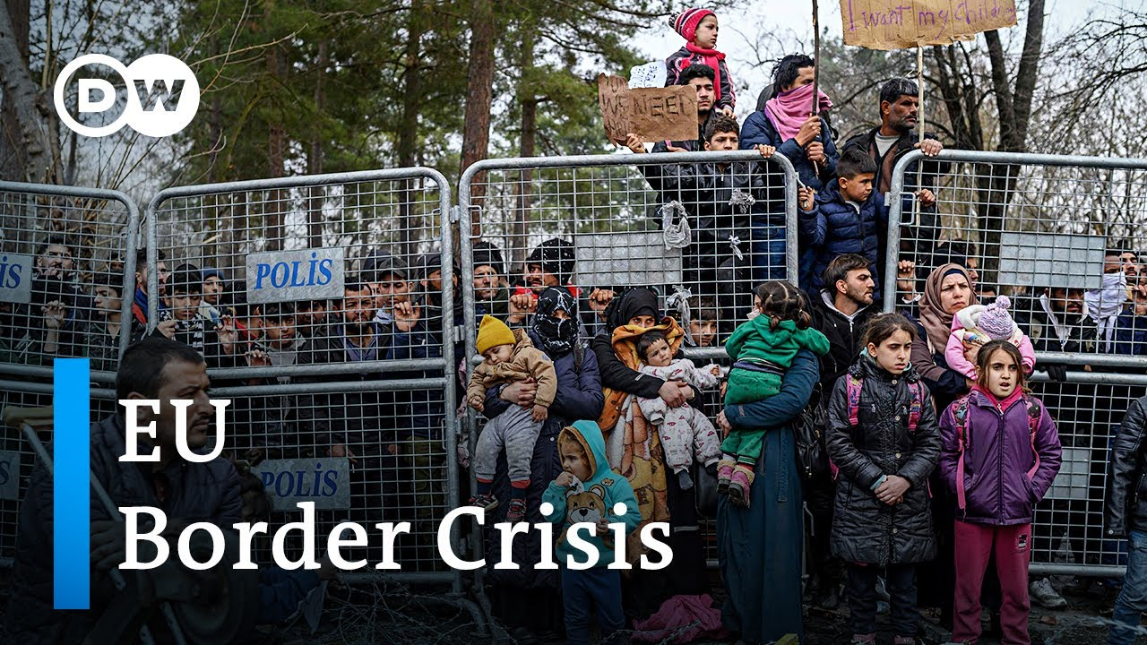 EU border crisis: Turkey blocks refugees from re-entering the country | DW News