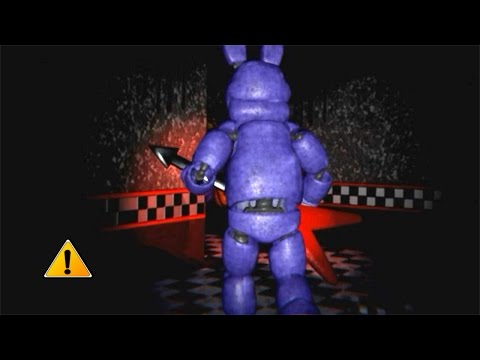 Five Nights at Freddy's 1 3D Free Roam Unreal Engine 4