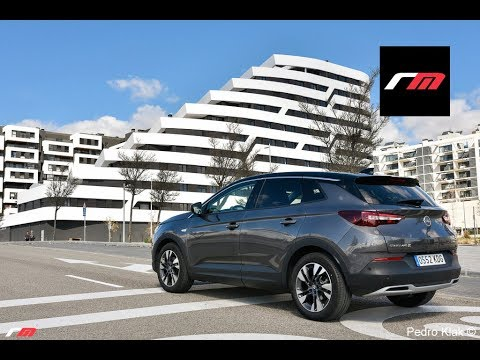 opel grandland x excellence 1 2 turbo a fondo prueba. Black Bedroom Furniture Sets. Home Design Ideas