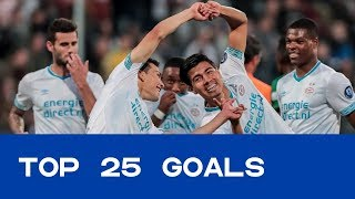 TOP 25 GOALS | Week 37