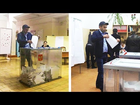 Download Youtube: Putin's Sham Election EXPOSED: Same Russians Voting Multiple Times