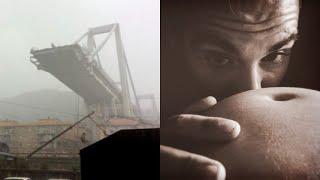 Vivo per miracolo dopo il crollo del Ponte Morandi. Gianluca, 29 anni, è diventato papà